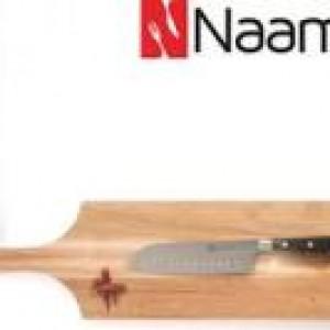 סט בוצ'ר וסכין מבית NAAMAN